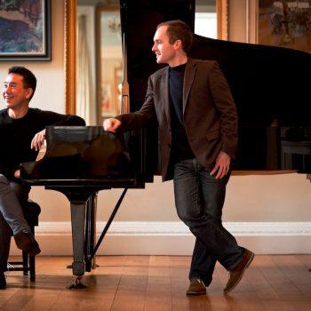 Parnassius Piano Duo - Simon Callaghan And Hiroaki Takenouchi