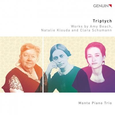 Triptych - Monte Piano Trio
