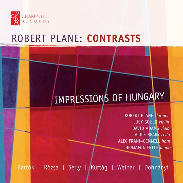 Robert Plane Contrasts - Impressions Of Hungary