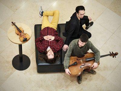 Linos Piano Trio Publicity Shot