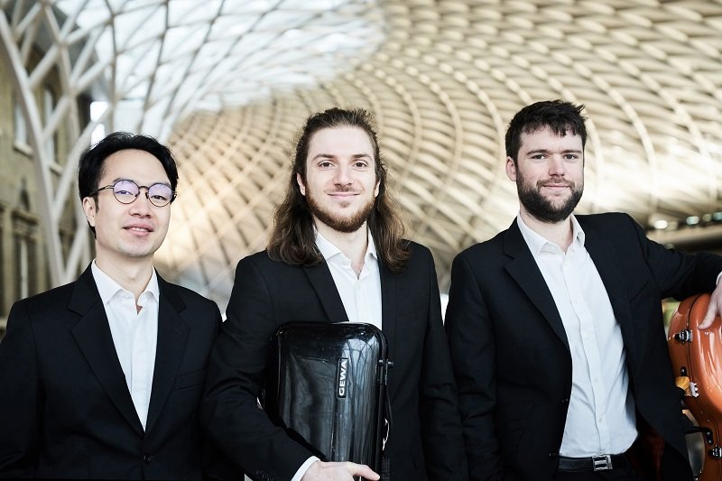 Linos Piano Trio Ensemble-in-Residence Trinity Laban