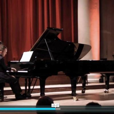 Parnassius Rachmaninov