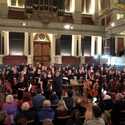 Mahler 5 Oxford UO