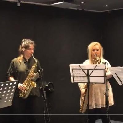 Classic FM Hoe Down Ferio Saxophone Quartet