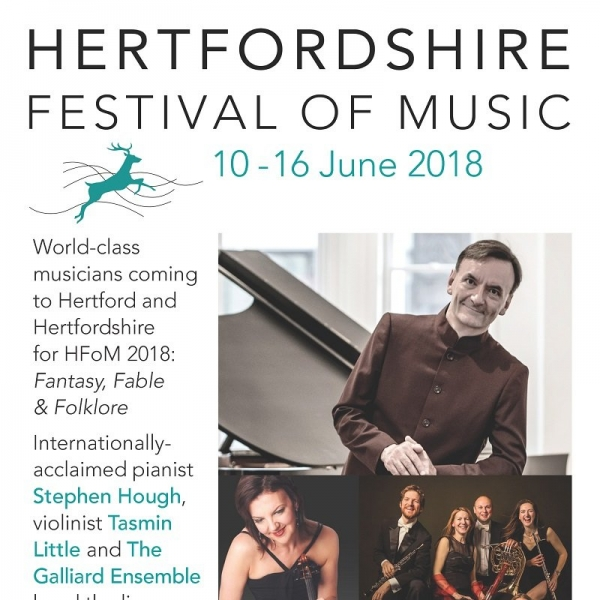 Hertfordshire Festival Galliard Ensemble