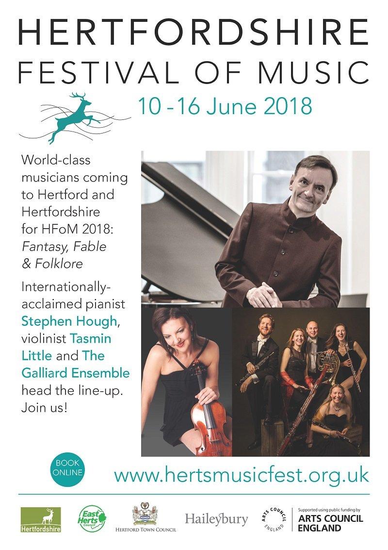 Hertfordshire Festival Galliard Ensemble