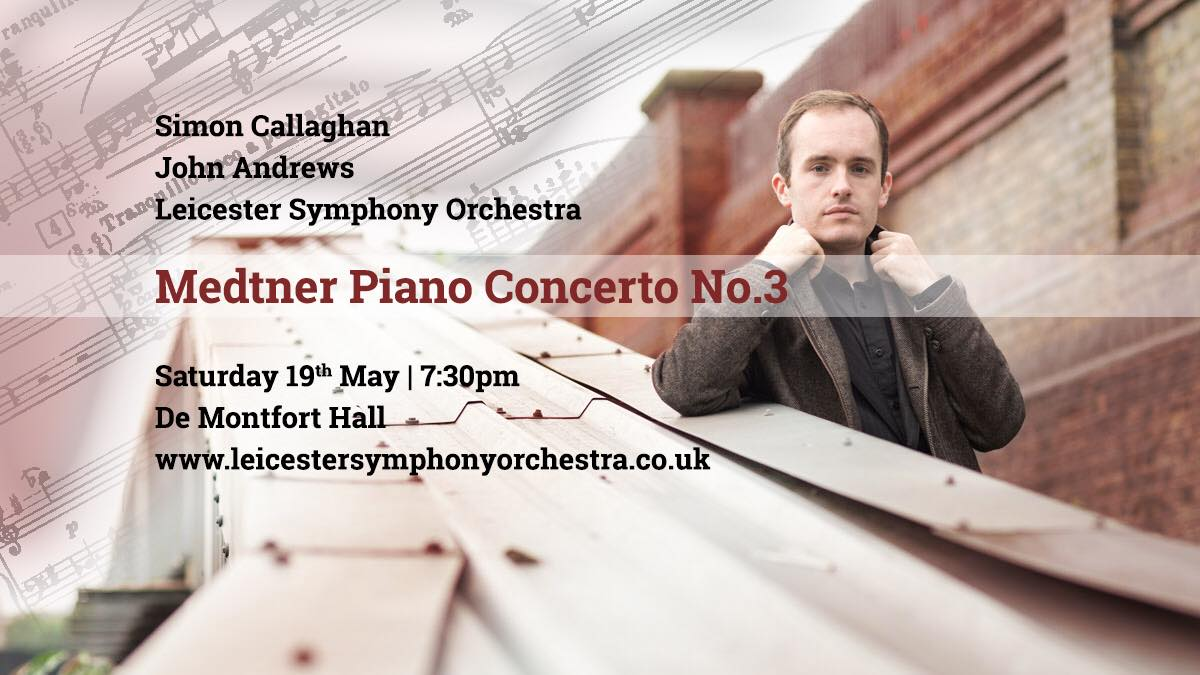 Medtner Piano Concerto No. 3