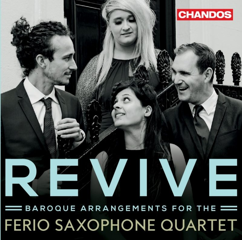 Ian Farrington's arrangements - Revive- Ferio - Chandos