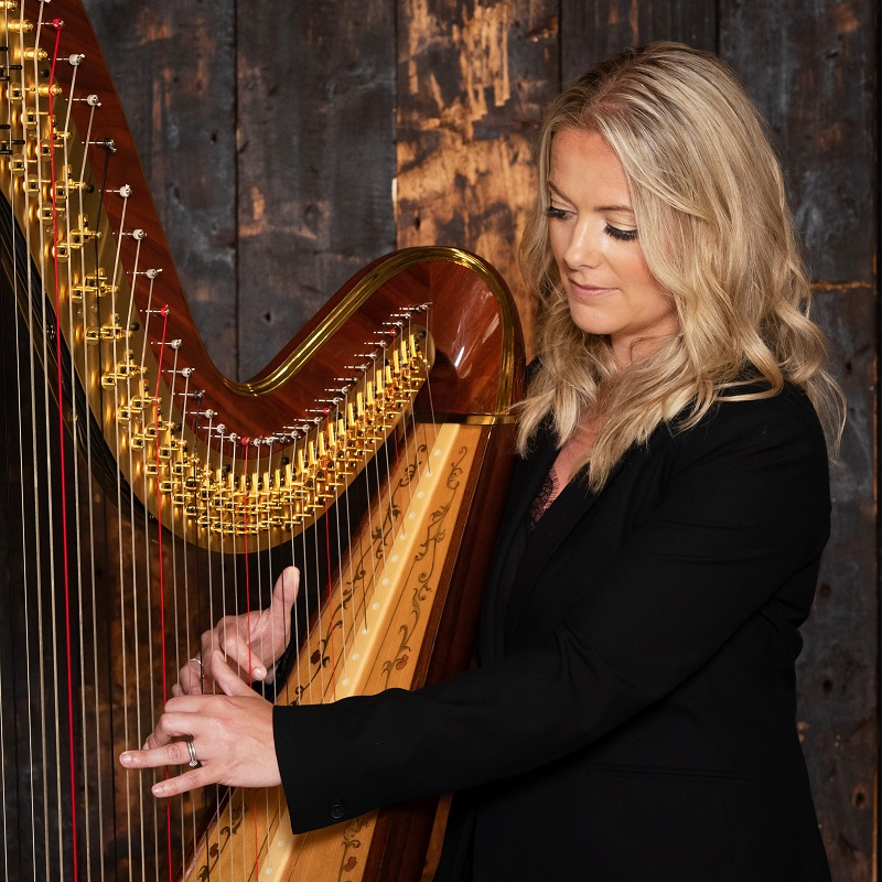 Louise Thomson Harp